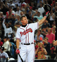 NBA ALL STAR GAME CONTEST: WIN A MEET & GREET with Chipper Jones ($27.50 per spot, 40 total spots) ID MEETCHIPPER101