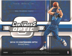 2018_19 Panini Contenders Optic Basketball ID BASKOPTIC101