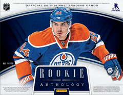 PACK RIP: PICK YOUR OWN PACK NUMBER 2013/14 Panini Rookie Anthology Hockey Hobby Box ID 1314PRARYPNHOCK301