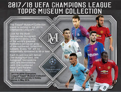 2017/18 UEFA Champions League Topps Museum Collection ID 18UEFAMUSEUM103