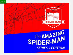 2018 Hit Parade Comic Slab The Amazing Spider-Man Edition Series 2, $8.50 For 15 Issues, 20 Total spots, ID SERIES2SPIDEY274