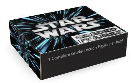 NEW FORMAT: PICK YOUR CHARACTER 2018 HS HIGH GRADE THE VINTAGE COLLECTION MODERN EDITION Star Wars Graded Figures ID 18HSSTHEVINCSWPC201