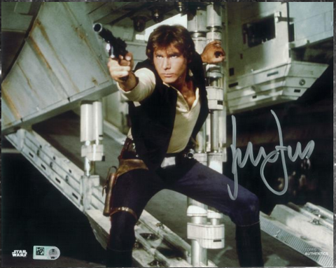 2019 Topps Star Wars Authentics Autographed Photo & Trading Card Box ID 19TSAUT110