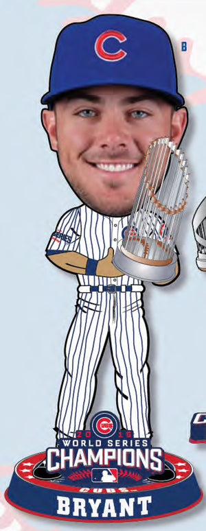 "Cubs World Series Champ 36"" (3 feet tall) Bobble Kris Bryant ($799.99)"
