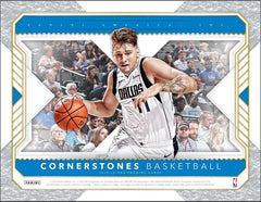 PICK YOUR TEAM MAVS BONUS RANDOM: 2018/19 Cornerstones Basketball ID 1819CORNER121