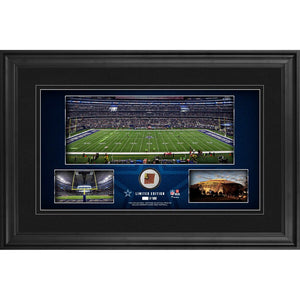 Coming Soon: Booty Box 2019 NFL Framed Stadium Collage ID STADIUMCOLL102