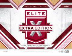 2018 Panini Elite Extra Edition Baseball Hobby Box ID 18ELITEEXTRA101