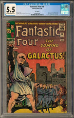 2019 Hit Parade Fantastic Four Graded Comic Edition Hobby Box Series 2 1st Skrulls ID 19HPFANSER2231