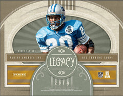 2 TEAM RANDOM FORMAT: 2019 Panini Legacy Football Hobby ID 19LEGFB2TEAMS151
