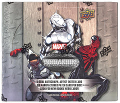 PRIZE WHEEL: 2015 Marvel Vibranium Hobby ($5.99 per pack, 20 total packs) ID MVIB102