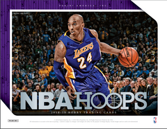 10/24 Release: 2018/19 Panini NBA Hoops Basketball Hobby Box ID 1819HOOPS101