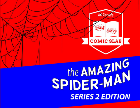 Comic Slab Hit Parade: The Amazing Spider-Man Edition SERIES 2 ($7.99 per 15 issues, 20 total spots) ID series2spidey116