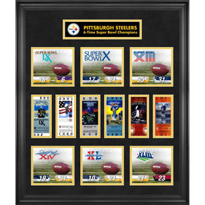 Coming Soon: Booty Box 2019 NFL Framed Stadium Collage ID STADIUMCOLL101
