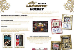 2018_19 Leaf Ultimate Hockey ID 18LEAFULTHOCK406