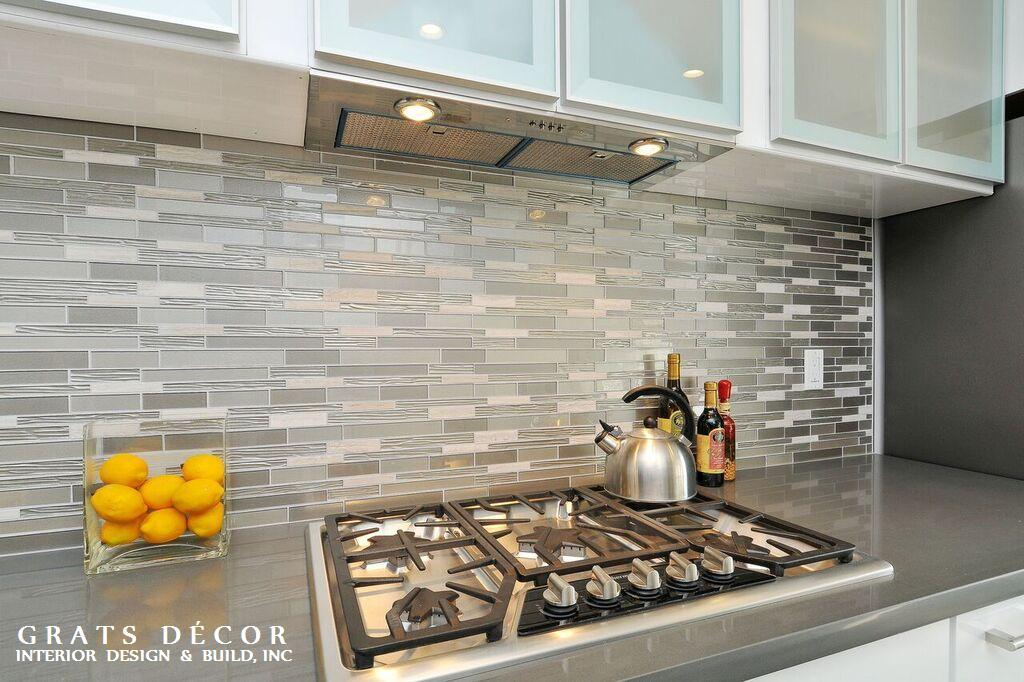 Sunset Kitchen Remodel - Grats Decor Interior Design & Build Inc.