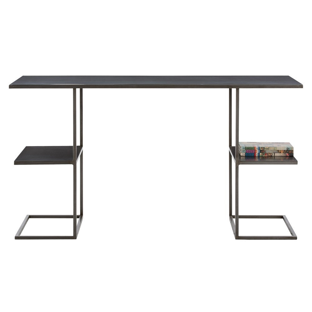"Tapley 56"" Desk - Grats Decor Interior Design & Build, Inc.  - 1"