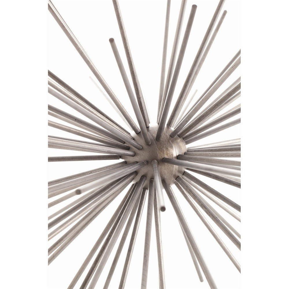 Spike Iron Sculptures - LARGE - Grats Decor Interior Design & Build, Inc.  - 2