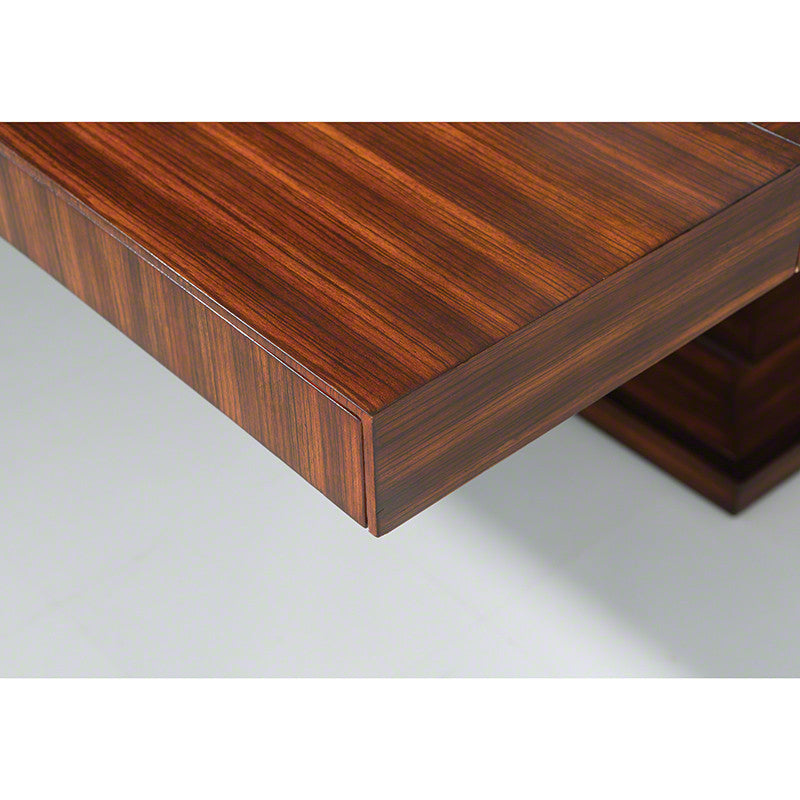 Zig Zag Extension Dining Table - Grats Decor Interior Design & Build Inc.