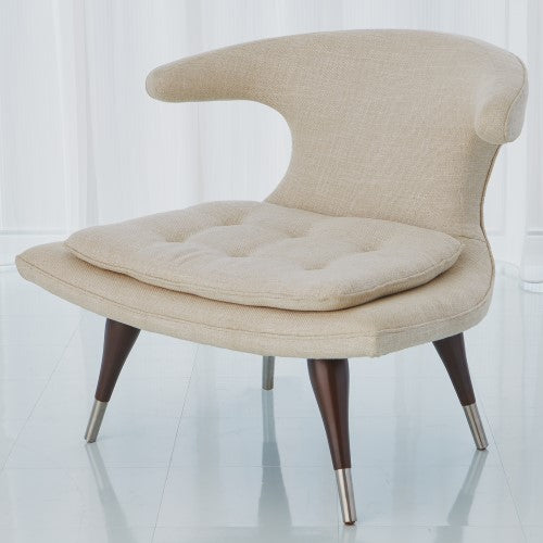Anvil Lounge Chair - Windsor Woven - Grats Decor Interior Design & Build Inc.