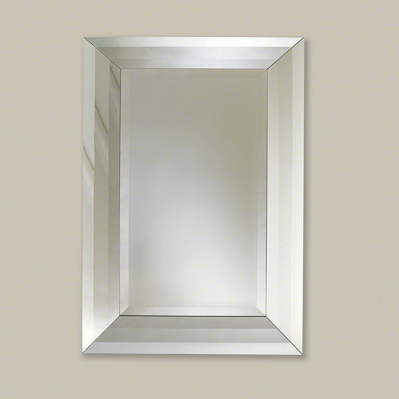 "Ada's 49""H Mirror-Beveled Edge - Grats Decor Interior Design & Build Inc."