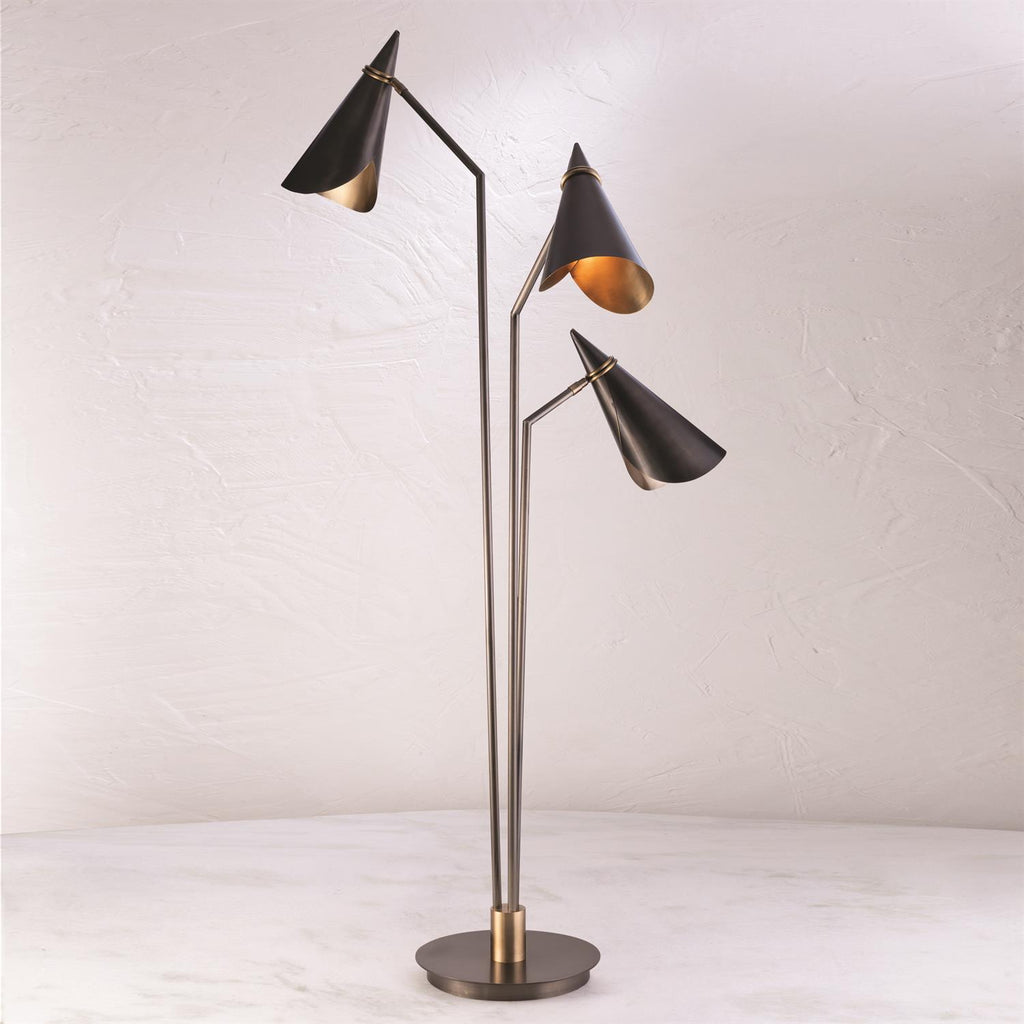 Meudon Multi - Arm Floor Lamp - Grats Decor Interior Design & Build Inc.