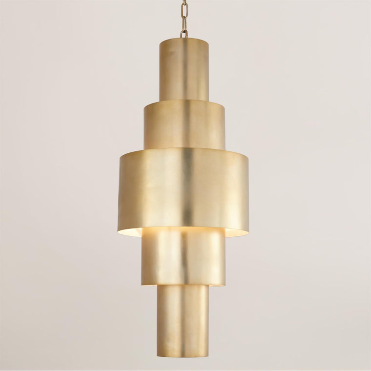 Babylon Pendant - Antique Brass - Grats Decor Interior Design & Build Inc.