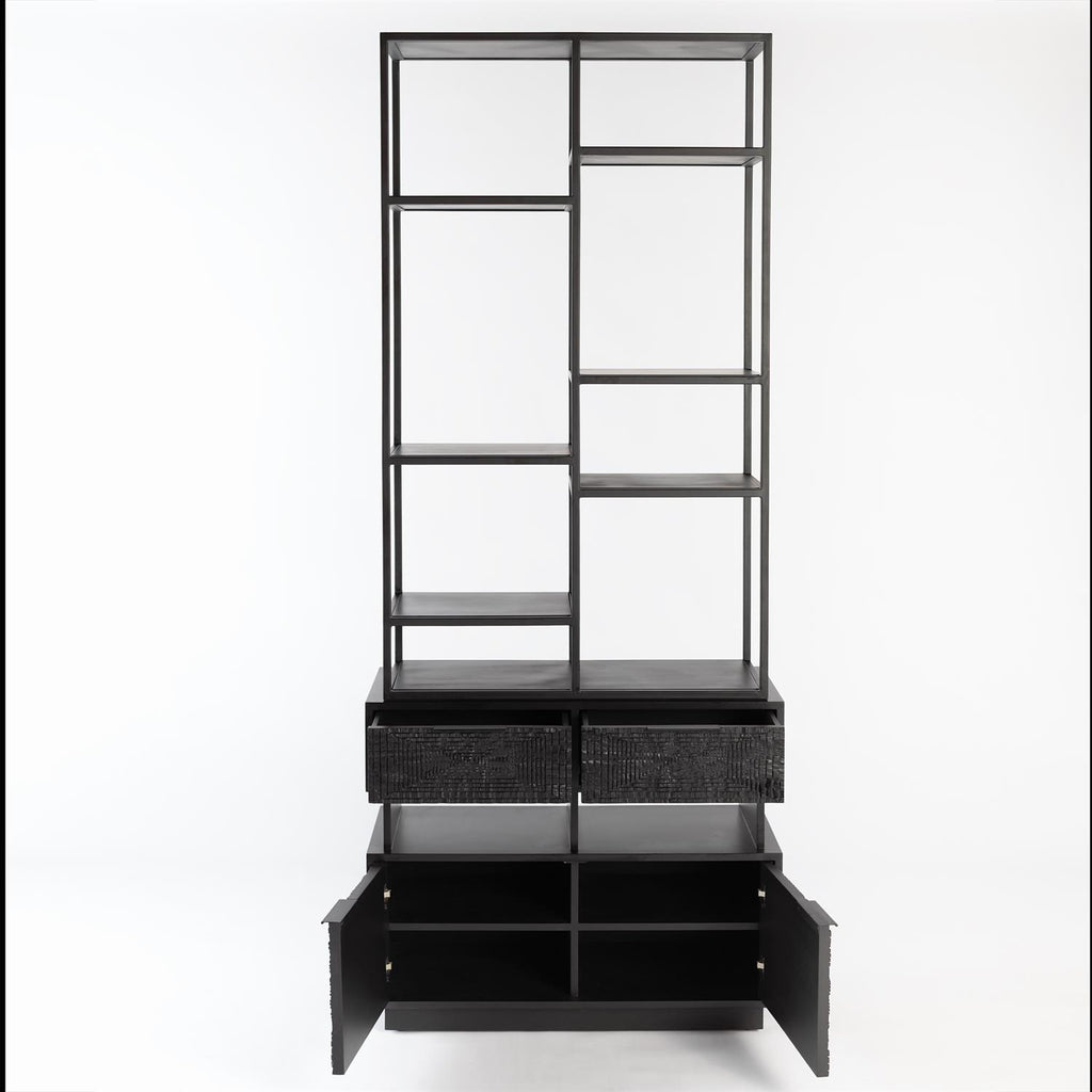 Kyoto Etagere - Grats Decor Interior Design & Build Inc.