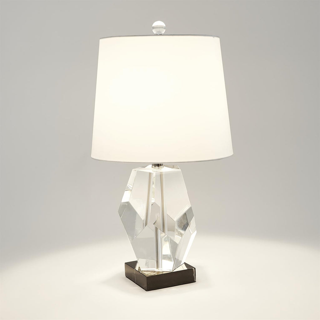 Facet Block Lamp - Single