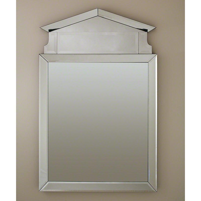 "Governor's Palace 56""H Mirror - Grats Decor Interior Design & Build Inc."