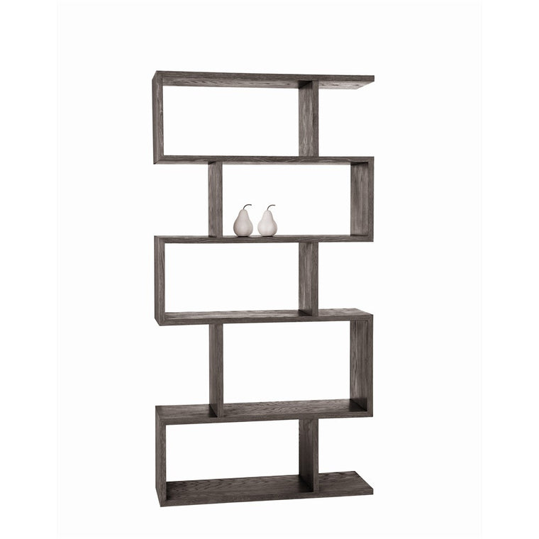 "Carmine 36""W x 70""H Bookshelf - Grats Decor Interior Design & Build Inc."