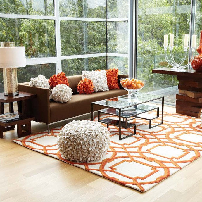 Sultan Rug - 4 Sizes - Coral - Grats Decor Interior Design & Build Inc.