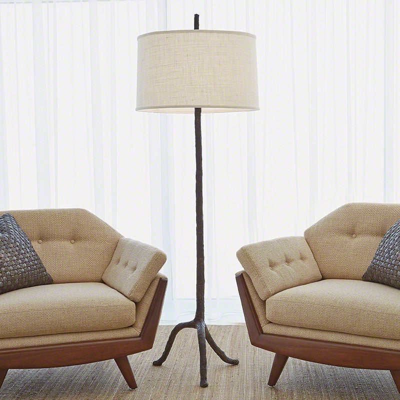 "Walking Stick 69""H Floor Lamp - Grats Decor Interior Design & Build Inc."