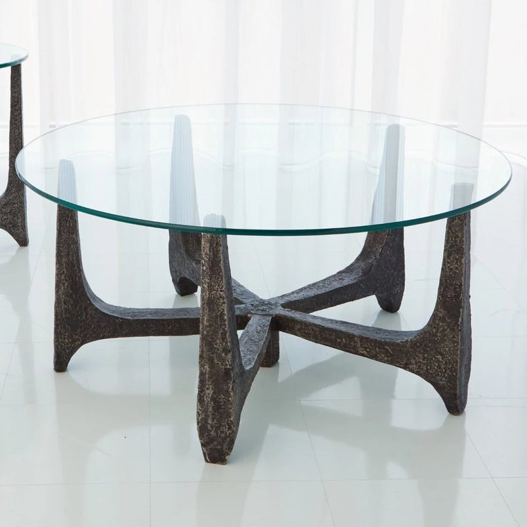 Serpa Table - Grats Decor Interior Design & Build Inc.