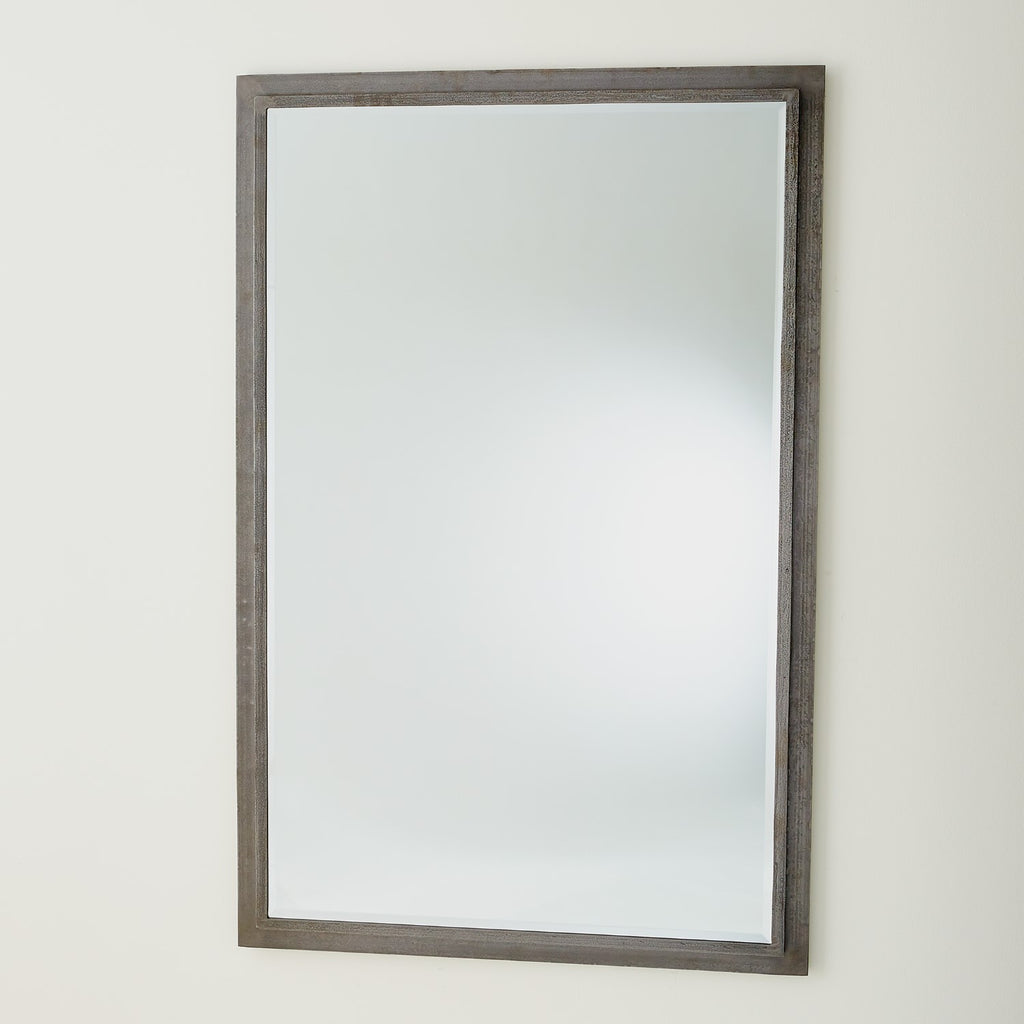 Laforge Mirror - Natural Iron - Grats Decor Interior Design & Build Inc.