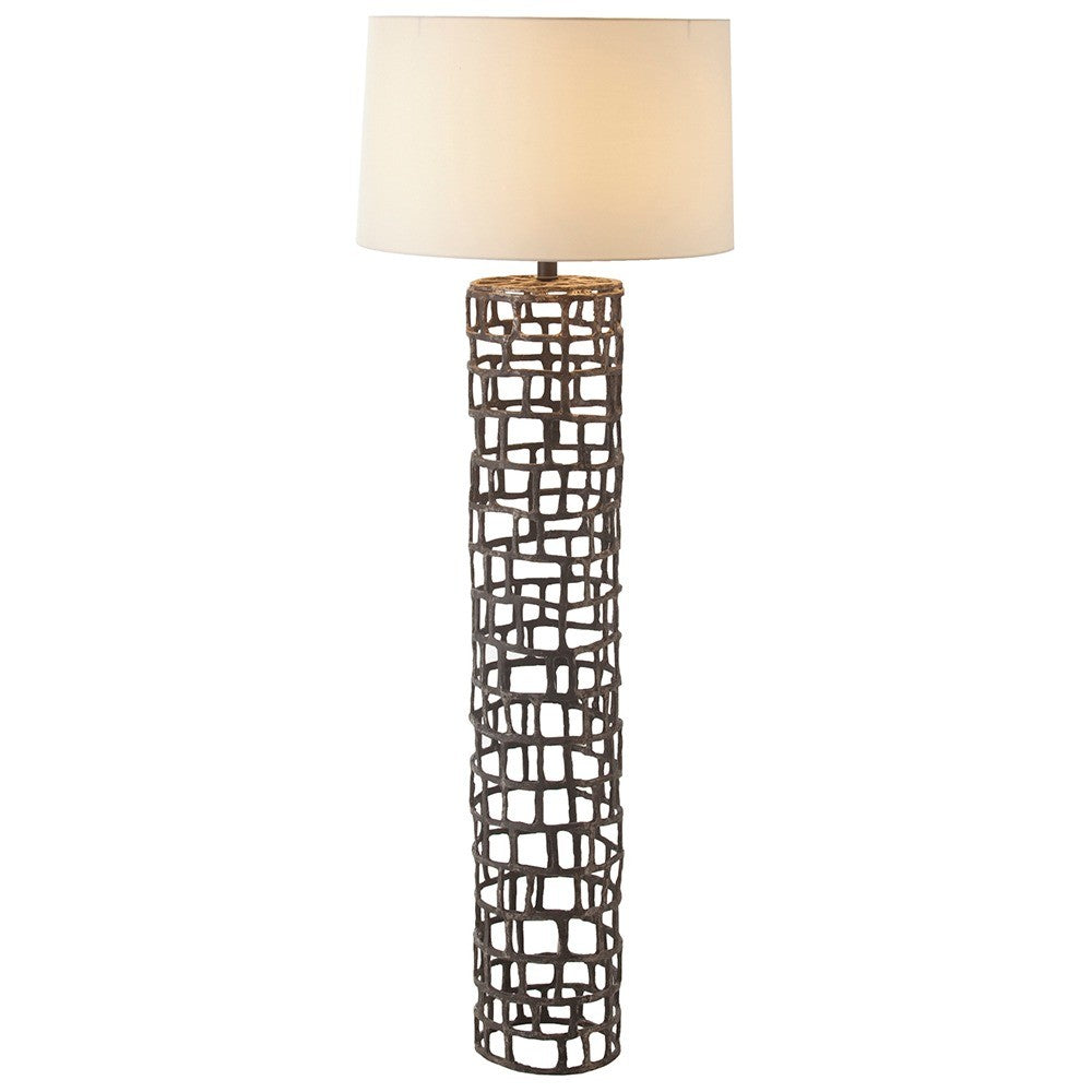 "Hansel 65""H Floor Lamp - Grats Decor Interior Design & Build Inc."