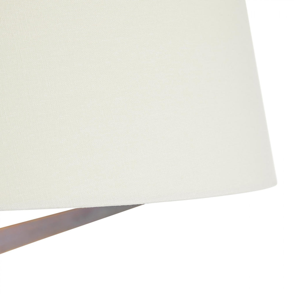 "Elden 69""H Floor Lamp - Ivory - Grats Decor Interior Design & Build Inc."