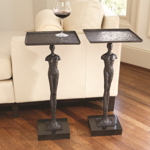 Modern Woman Side Table