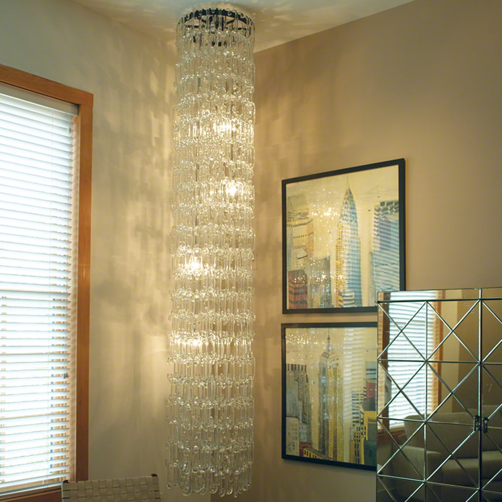 "99"" C Chandelier - Grats Decor Interior Design & Build Inc."