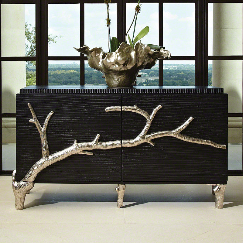 "Branch 60"" Cabinet - Grats Decor Interior Design & Build Inc."