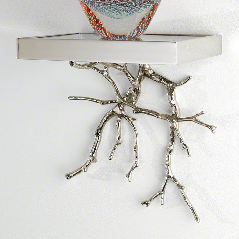 Twig Wall Decor art + wall decor - grats decor interior design & build inc.