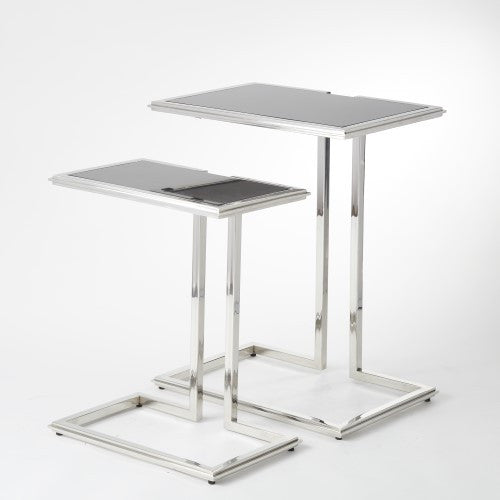 Cozy Up Tray Table - 2 sizes - Steel - Grats Decor Interior Design & Build, Inc.  - 1