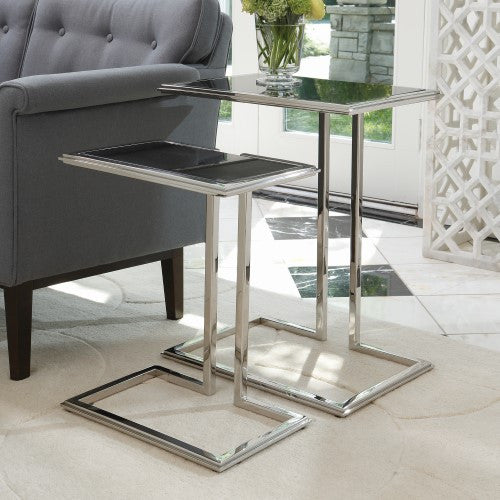 Cozy Up Tray Table - 2 sizes - Steel - Grats Decor Interior Design & Build, Inc.  - 2