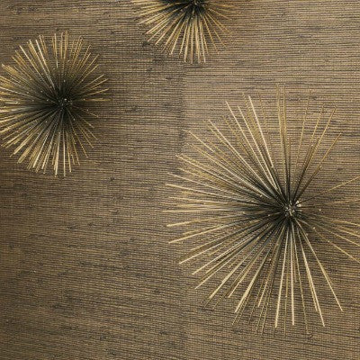 Boom Wall Sculpture - SM//MED/LRG - Brass - Grats Decor Interior Design & Build Inc.