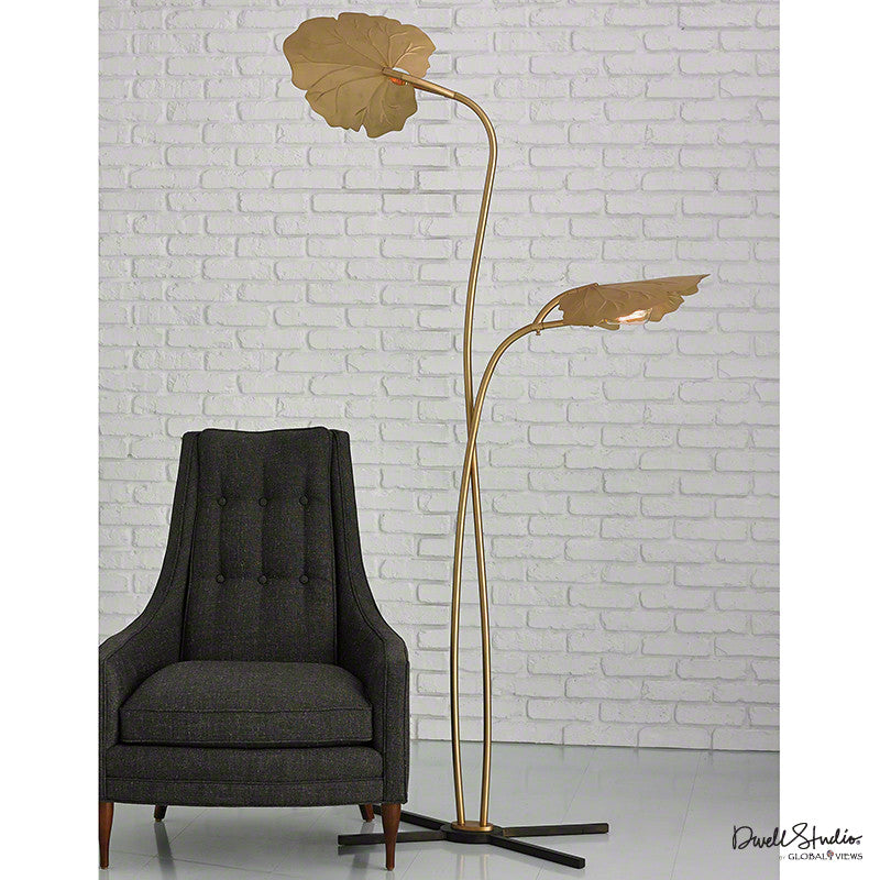 Rimini Floor Lamp - Grats Decor Interior Design & Build Inc.