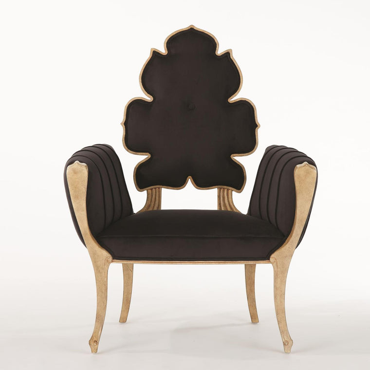Wiggle Chair - Black - Grats Decor Interior Design & Build Inc.