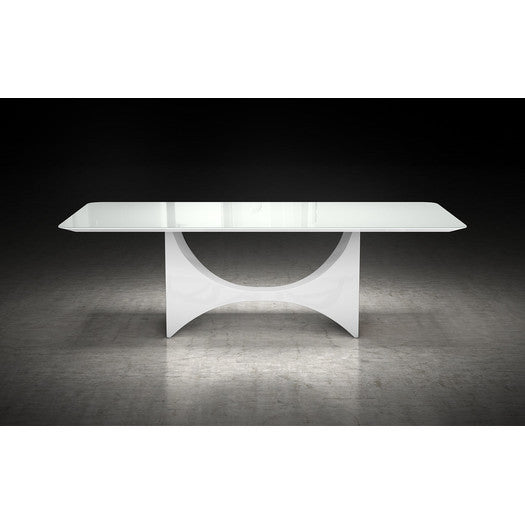 "Camden 95"" Dining Table - Grats Decor Interior Design & Build Inc."