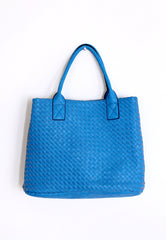Belinda Bright Blue Purse