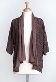 Morning Mocha Cardigan Sweater