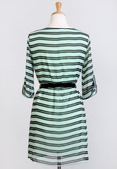 By The Sea Striped Dress