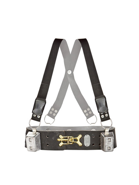Weight Belt w/ ClearPath Buckles Buckle Shoulder Straps
